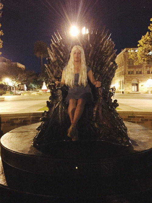 Grace on the Throne