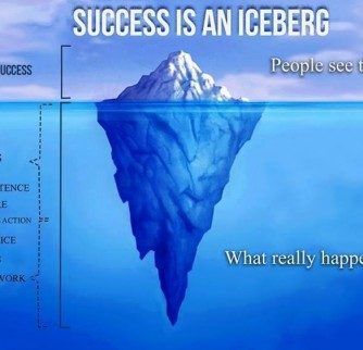 mental health iceberg