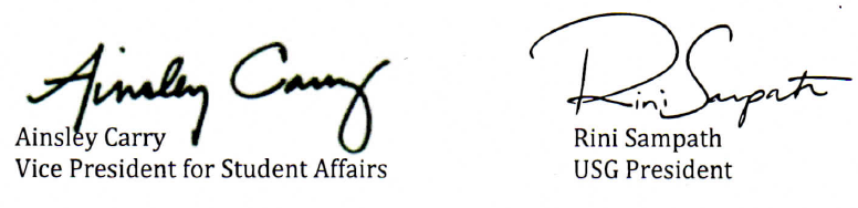 joint signatures