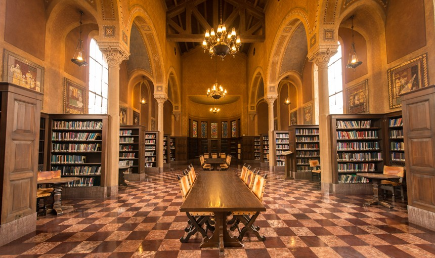 USC Libraries to launch full website renovation | Daily Trojan |Usc Library